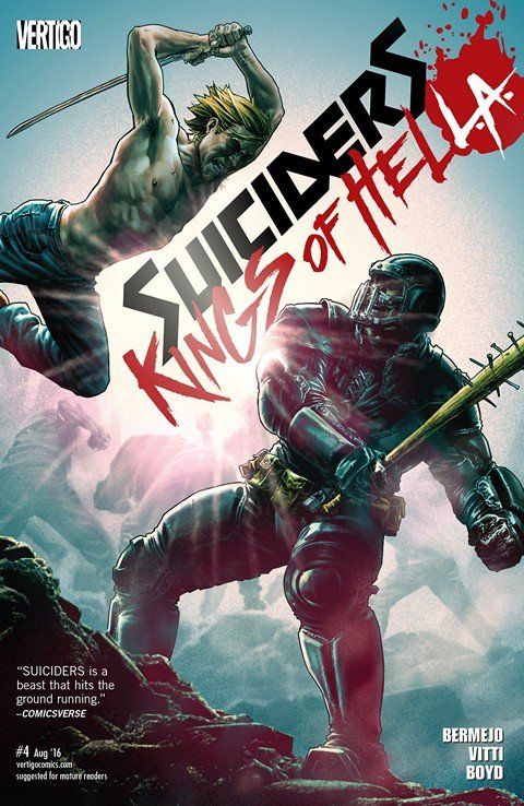Suiciders – Kings of HelL.A. #4