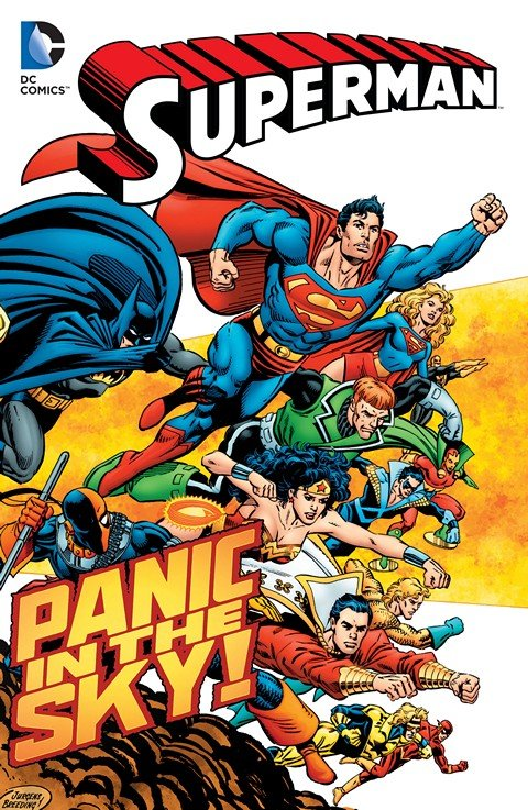 Superman – Panic in the Sky!
