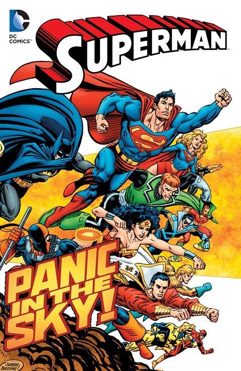 Superman – Panic in the Sky!