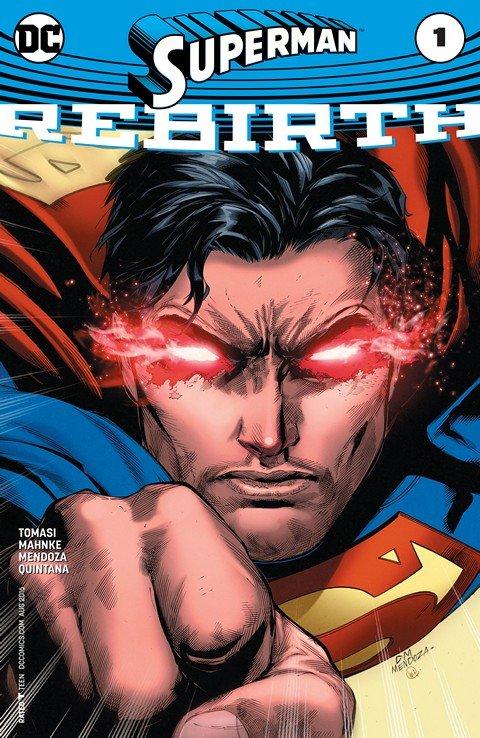 Superman – Rebirth #1