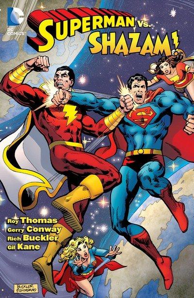Superman vs. Shazam! (2013)
