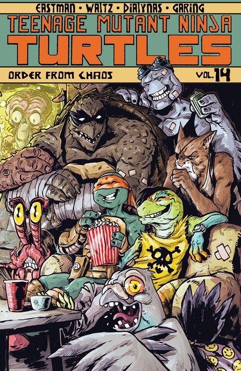 Teenage Mutant Ninja Turtles Vol. 14 – Order From Chaos