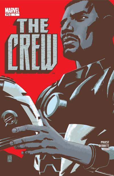 The Crew #1 – 7 (2003-2004)