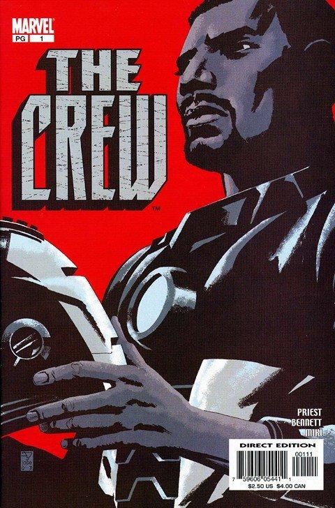 The Crew #1 – 7