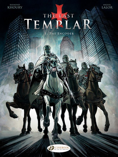 The Last Templar #1 – 2