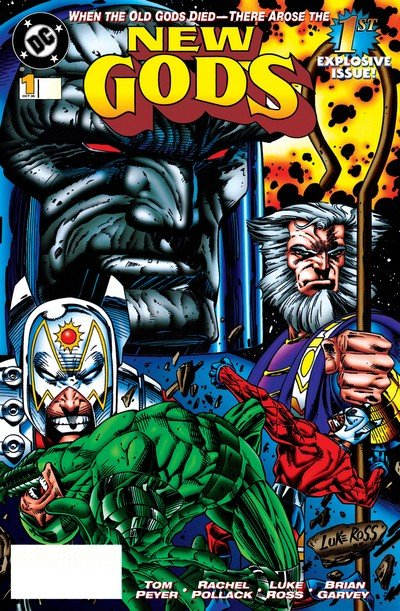 The New Gods Vol. 4 #1 – 15 (1995-1996)
