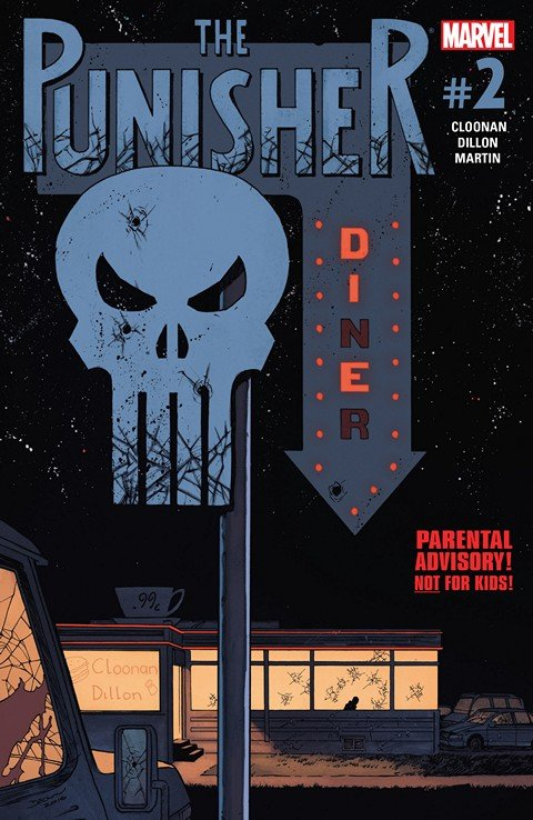 The Punisher #2 (2016)