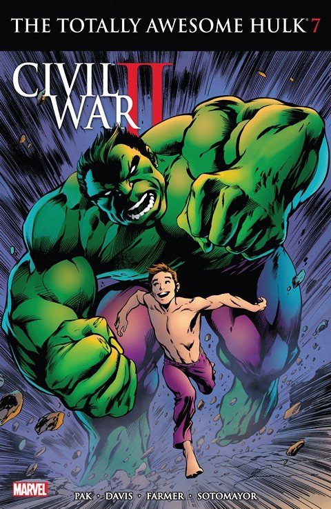 The Totally Awesome Hulk #7