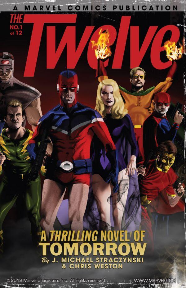 The Twelve #1 – 12