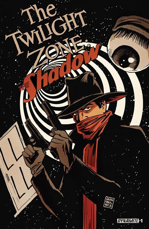 The Twilight Zone – The Shadow #1 – 4 (2016)