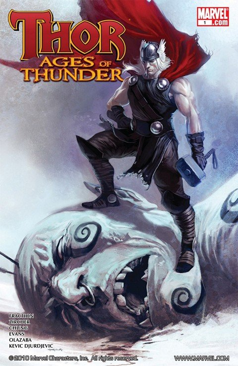 Thor (One Shot Collection)