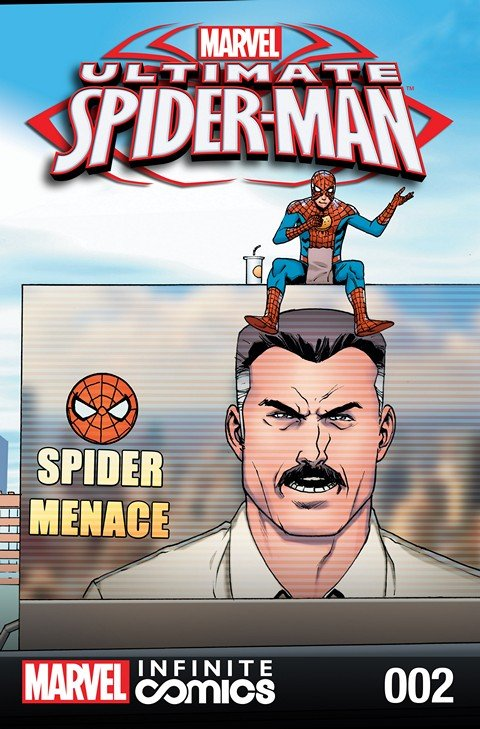 Ultimate Spider-Man Infinite Comic #2 (2016)