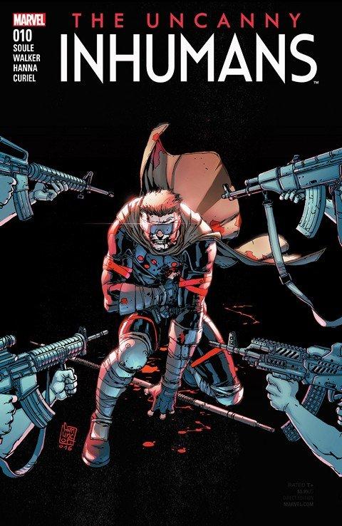 Uncanny Inhumans #10