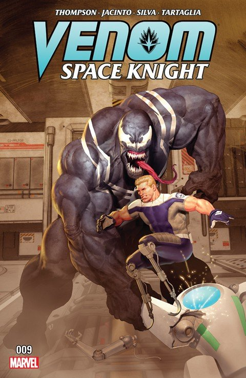 Venom – Space Knight #9