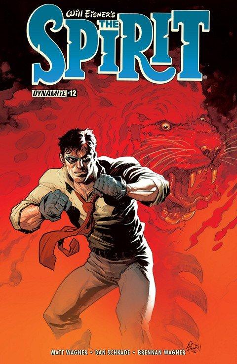 Will Eisner's The Spirit #12