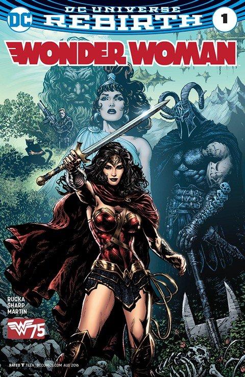 Wonder Woman #1 (2016)