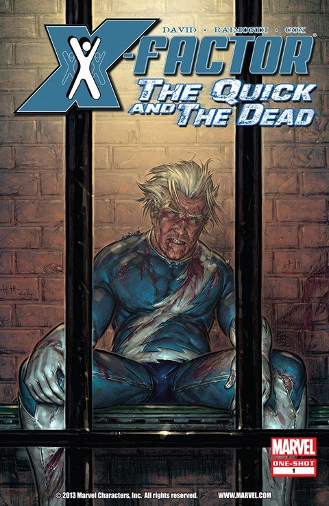 X-Factor – The Quick and the Dead #1