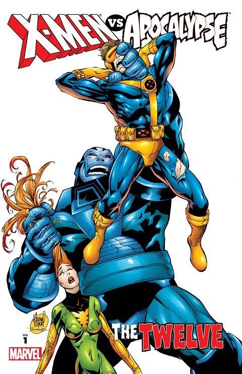 X-Men Vs. Apocalypse – Vol. 1 – The Twelve (2008)