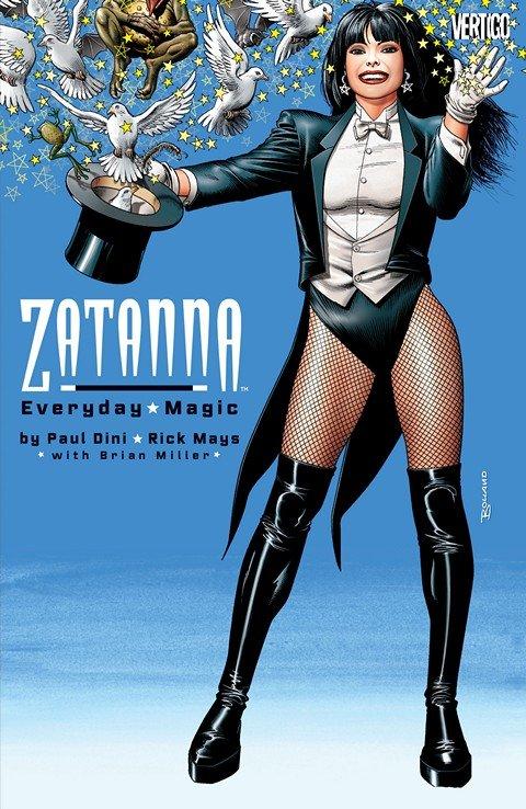 Zatanna – Everyday Magic