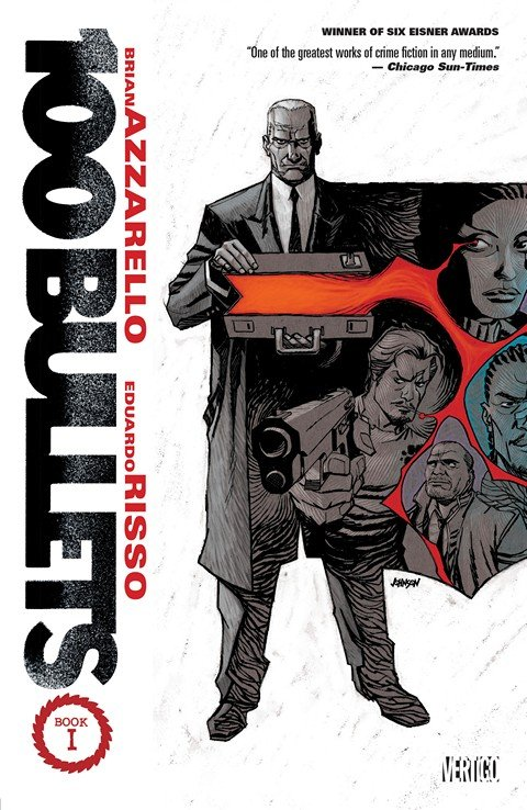 100 Bullets Book 1 – 5