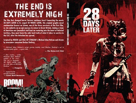 28 Days Later Vol. 1 – London Calling