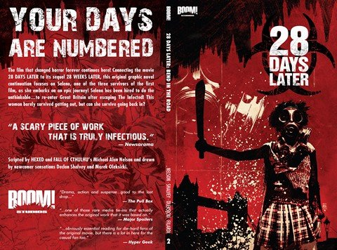 28 Days Later Vol. 2 – Bend in the Road