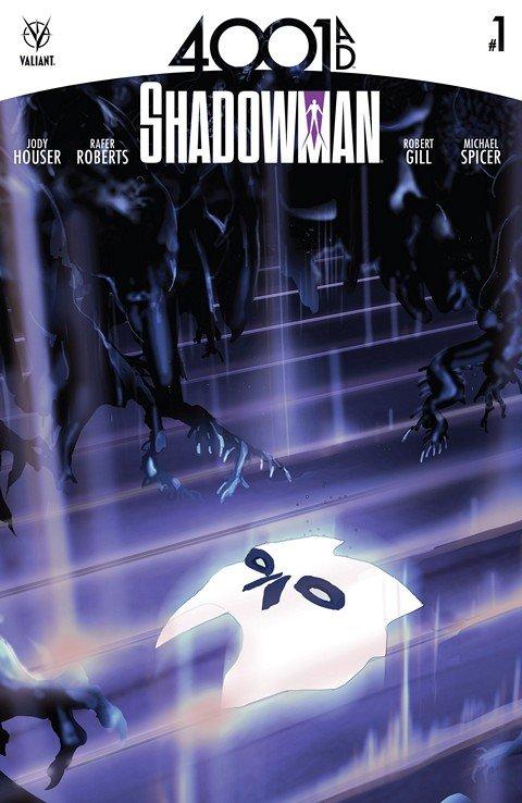 4001 A.D. – Shadowman #1