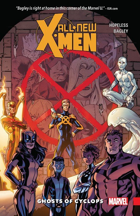 All-New X-Men – Inevitable Vol. 1 – Ghosts of Cyclops (2016)