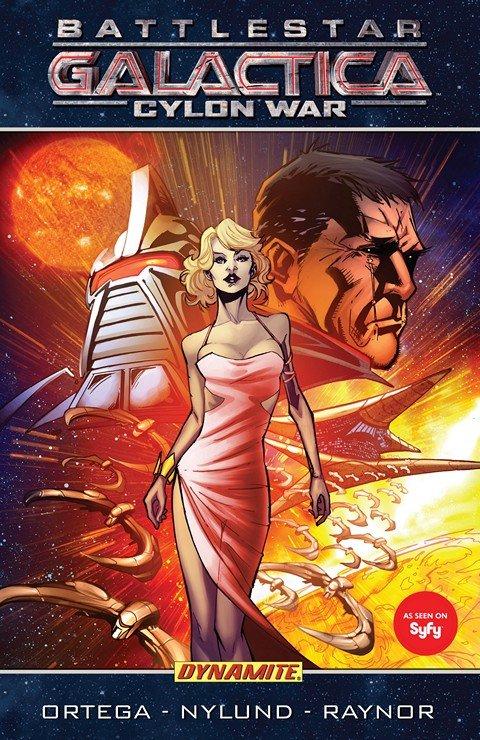 Battlestar Galactica – Cylon War