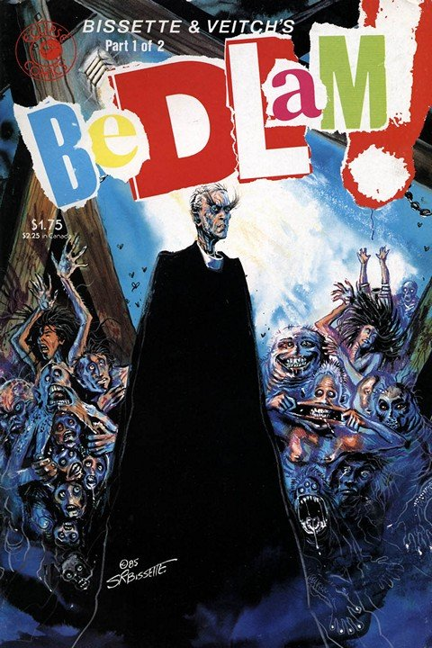 Bedlam #1 – 2 (1985)