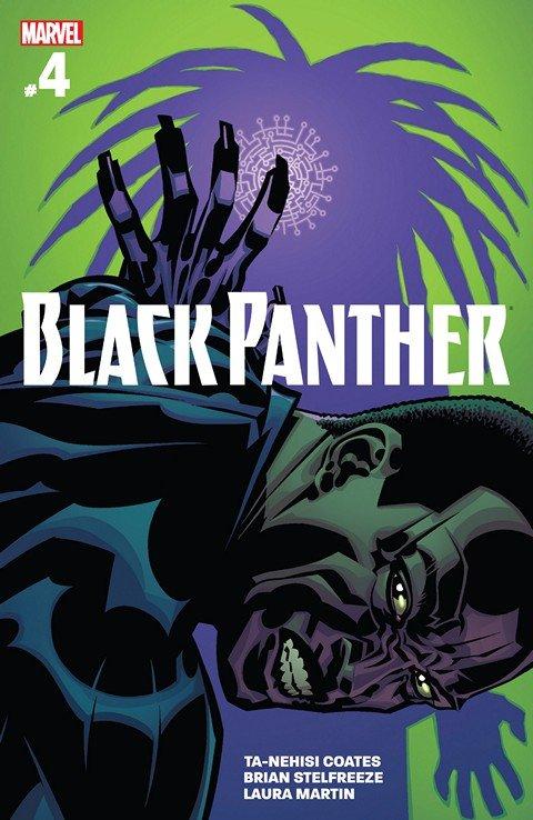 Black Panther #4 (2016)