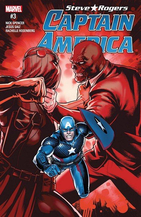Captain America – Steve Rogers #3