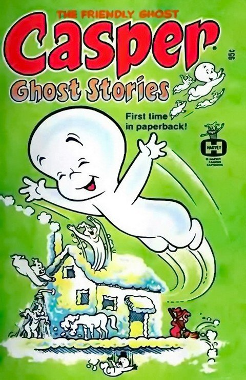 Casper The Friendly Ghost – Ghost Stories