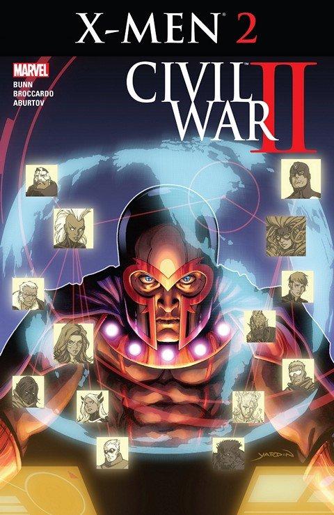 Civil War II – X-Men #2