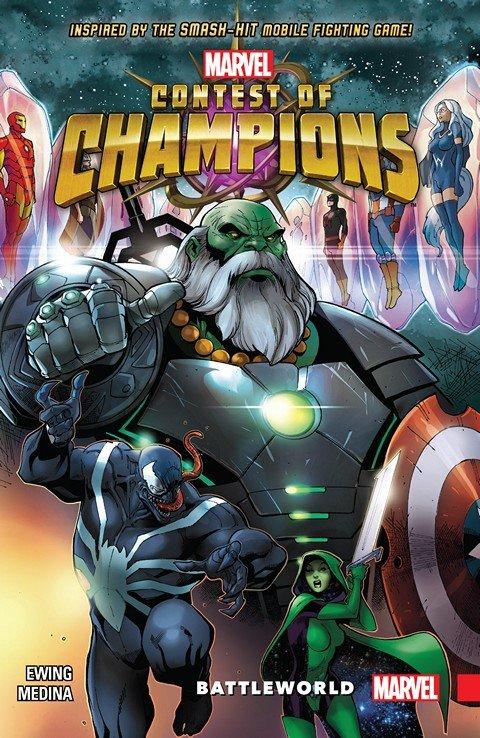 Contest Of Champions Vol. 1 – Battleworld (TPB) (2016)