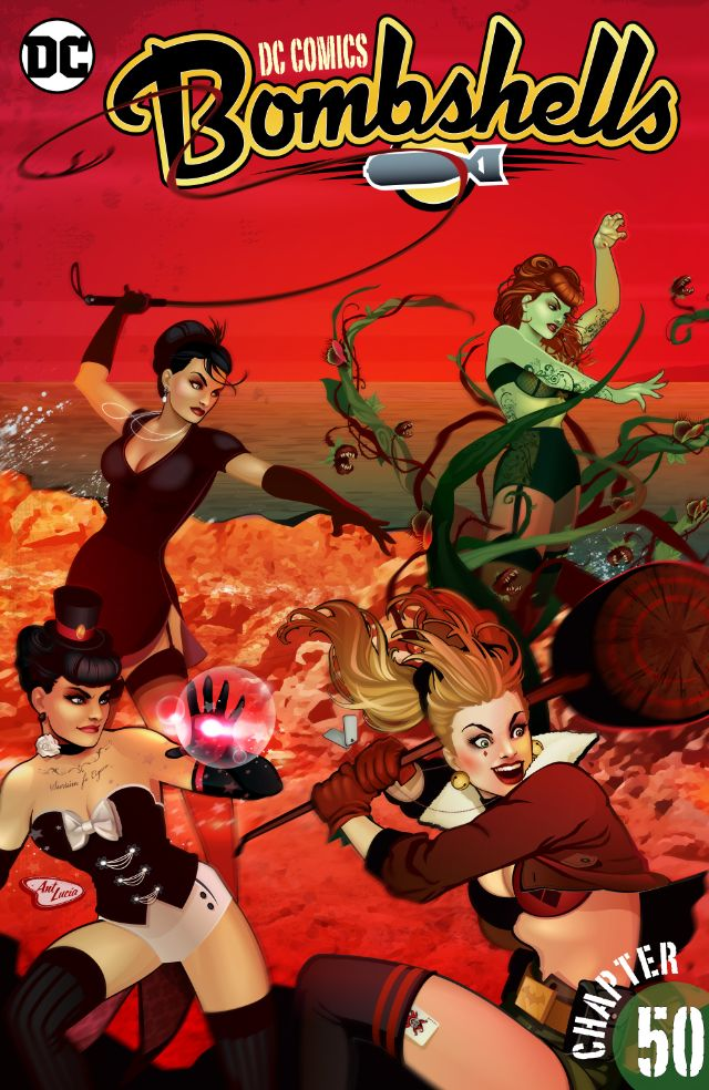 DC Comics – Bombshells #50