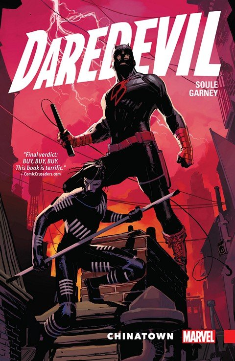 Daredevil – Back In Black Vol. 1 – Chinatown