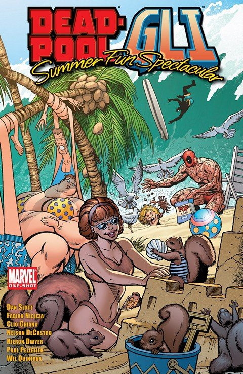 Deadpool-GLI – Summer Fun Spectacular #1