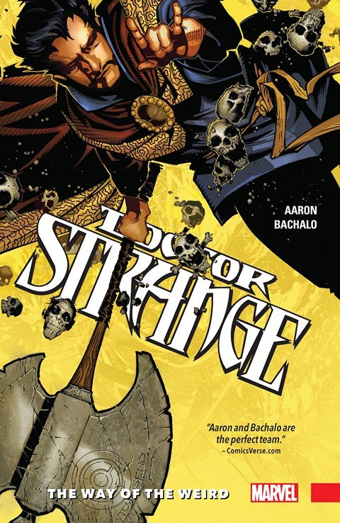 Doctor Strange Vol. 1 – The Way of the Weird