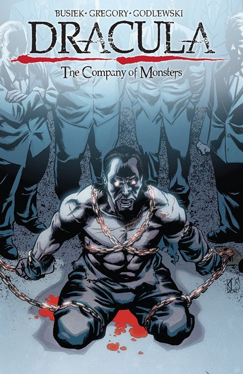 Dracula – The Company of Monsters Vol. 1