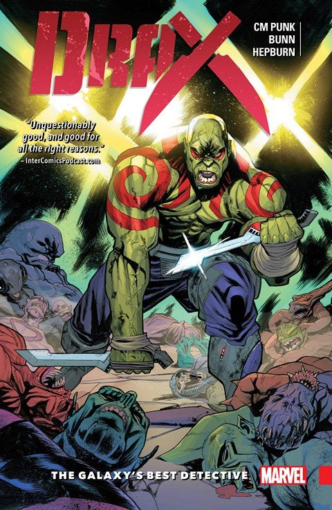 Drax Vol. 1 – The Galaxy's Best Detective