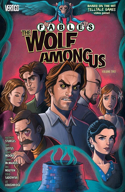 Fables – The Wolf Among Us Vol. 2 (TPB) (2016)