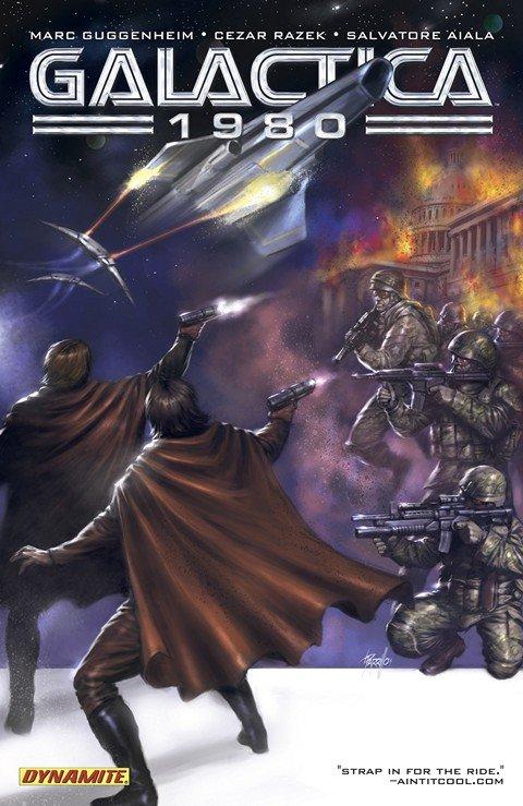 Galactica 1980 Vol. 1 (2011)