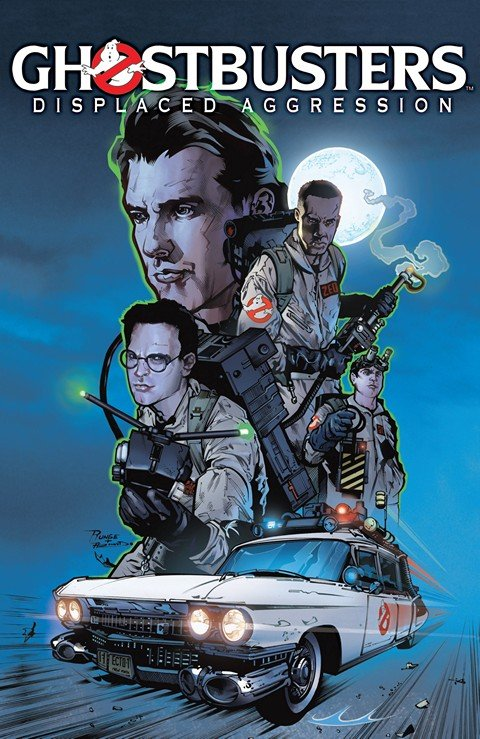 Ghostbusters – Displaced Aggression