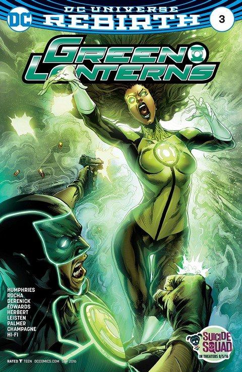 Green Lanterns #3 (2016)