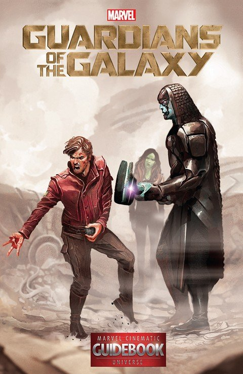 Guidebook to the Marvel Cinematic Universe – Marvel's Guardians of the Galaxy #1