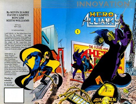 Hero Alliance (Collection) (1987-1992)