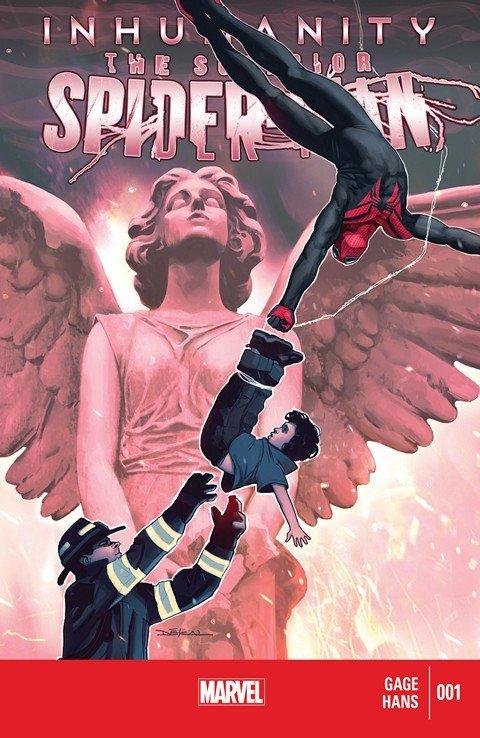 Inhumanity – Superior Spider-Man #1