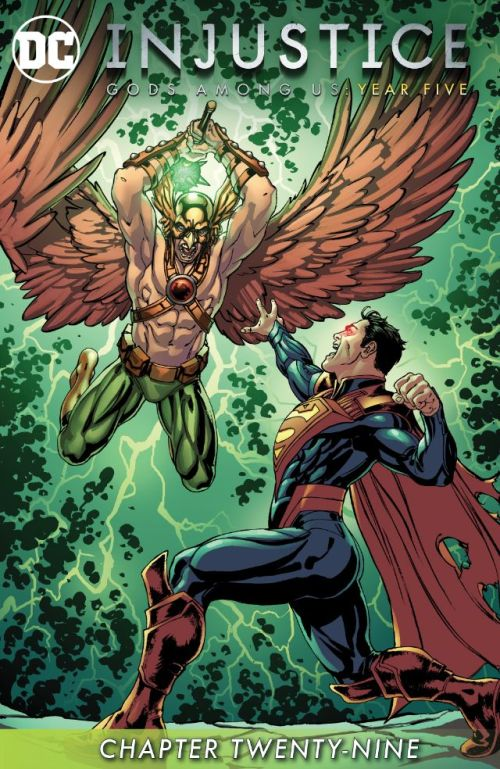 Injustice – Gods Among Us – Year Five #29