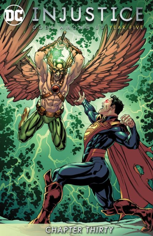 Injustice – Gods Among Us – Year Five #30
